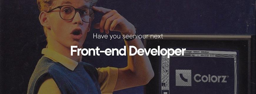 Développeur(se) Front-end/FullStack Expérimenté(e)