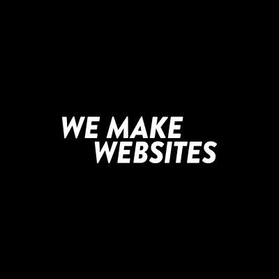we-make-websites