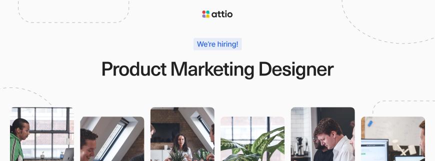 Product Marketing Designer