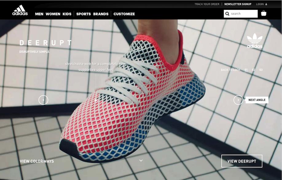 adidas: Deerupt
