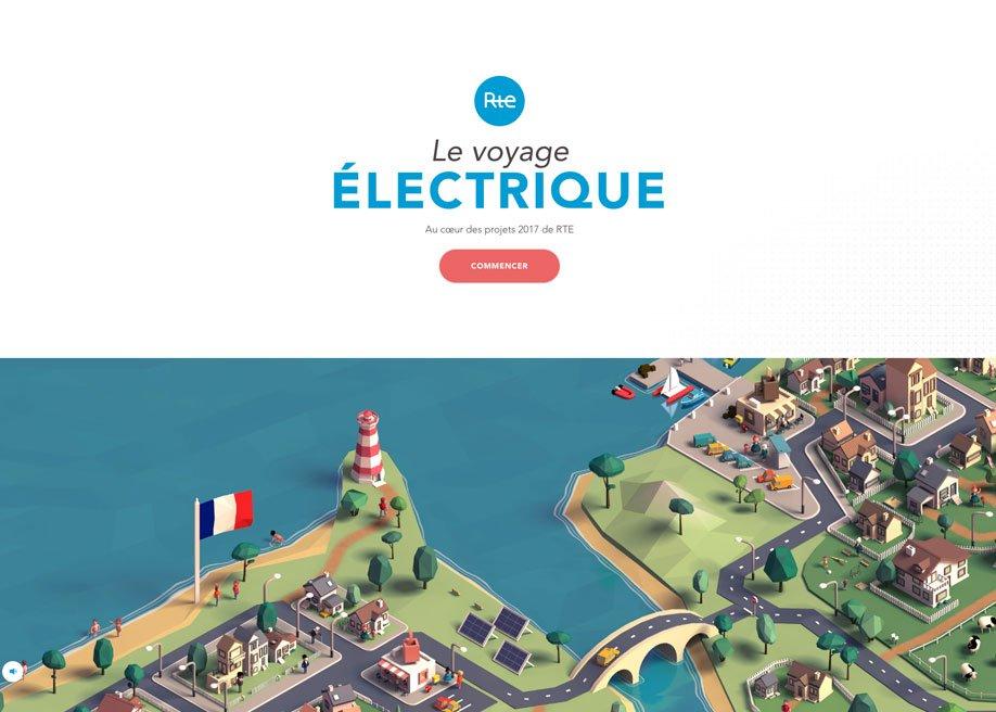RTE - Le voyage électrique
