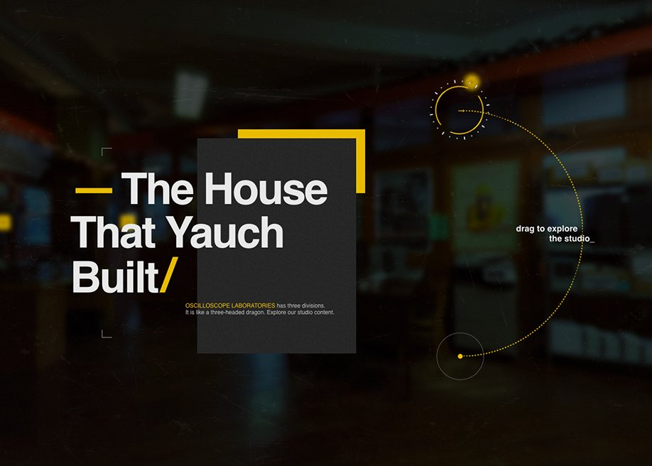 The House That Yauch Built
