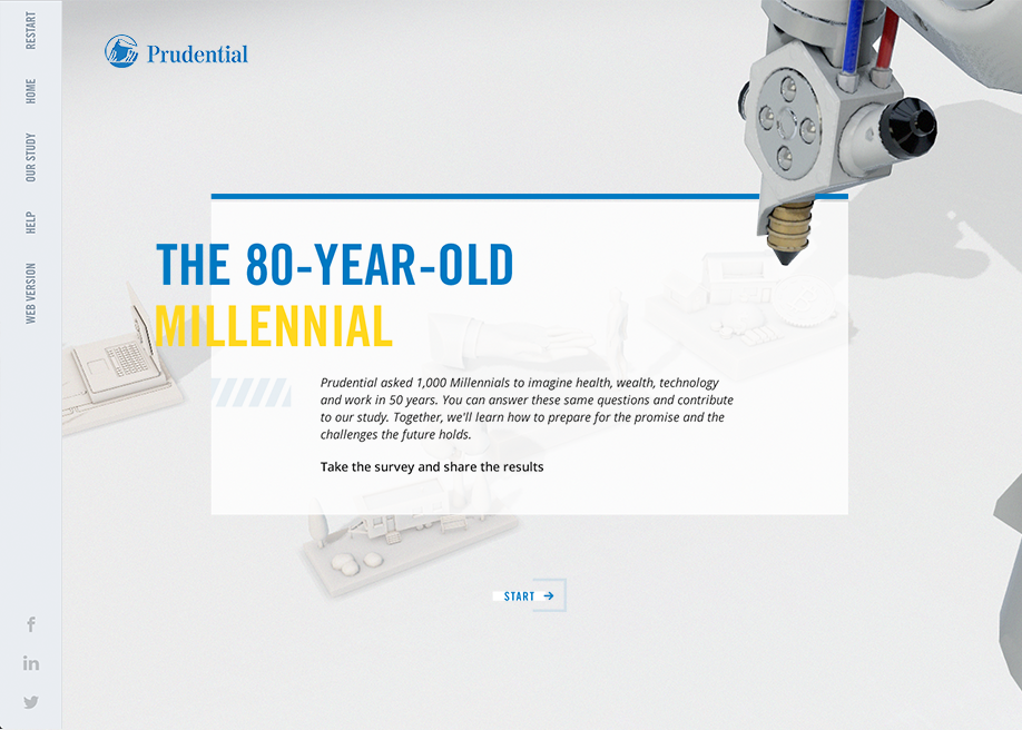 The 80-year-old Millennial
