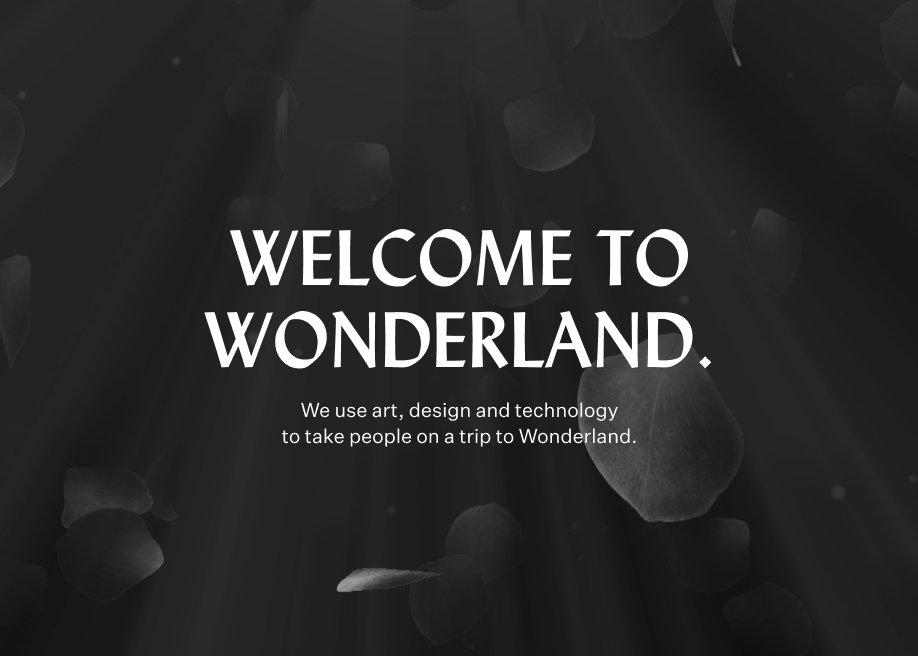 Wonderland.