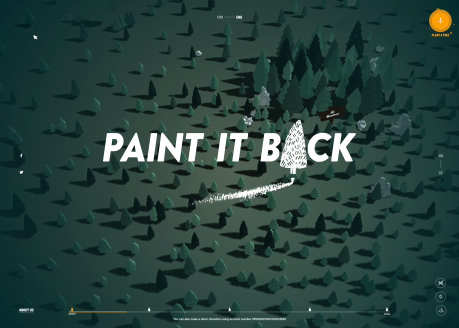 Boranka — Paint it Back