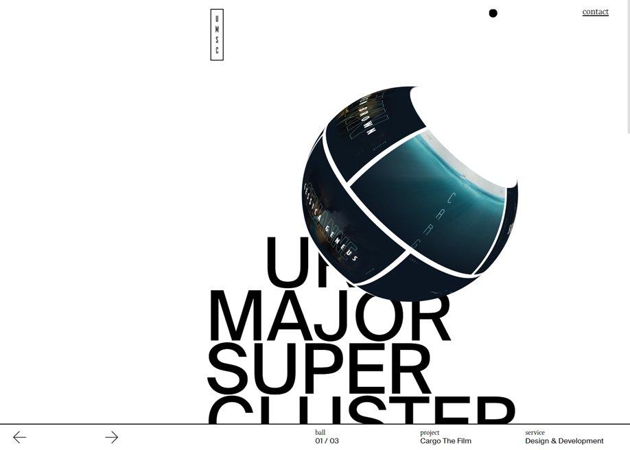 URSA MAJOR SUPERCLUSTER 2019