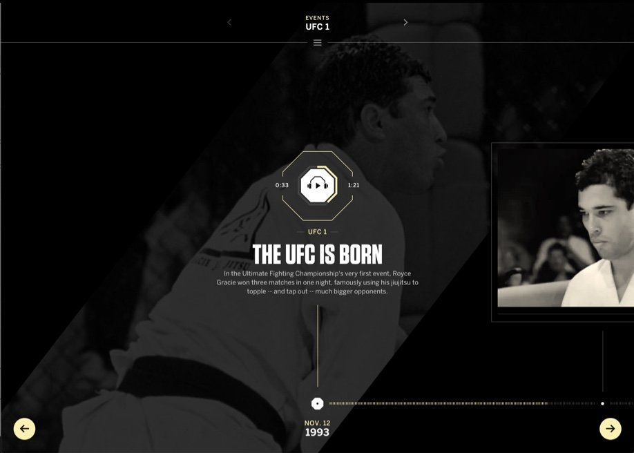 ESPN - UFC's Hall of Fame