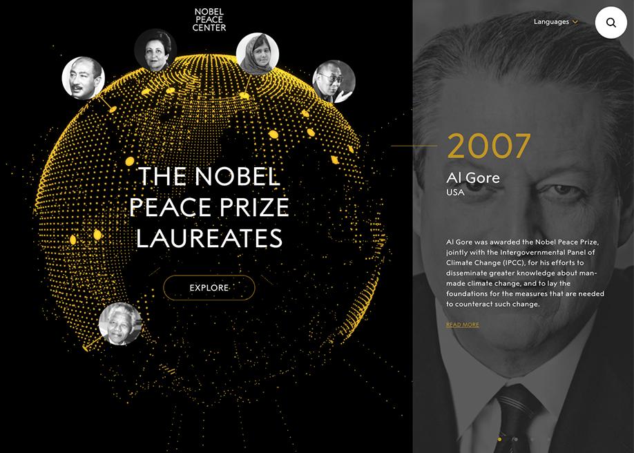 Peace Prize Laureates