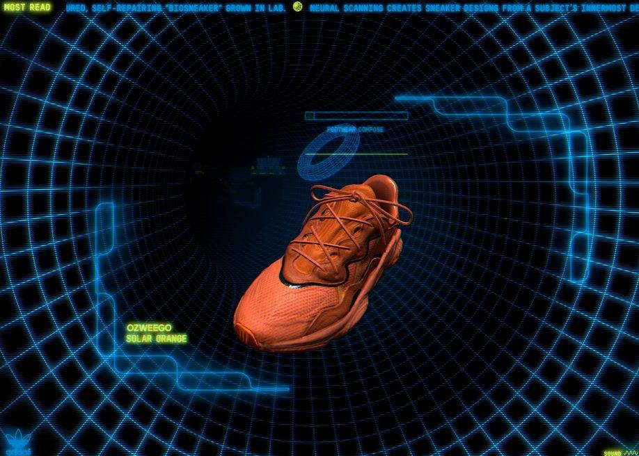 adidas Originals: Ozweego 2048