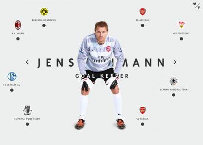 Official Website of Jens Lehmann