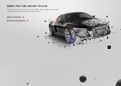 Audi #onemillionreasons
