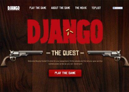 Django The Quest