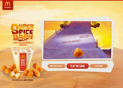 Super Spice Dash