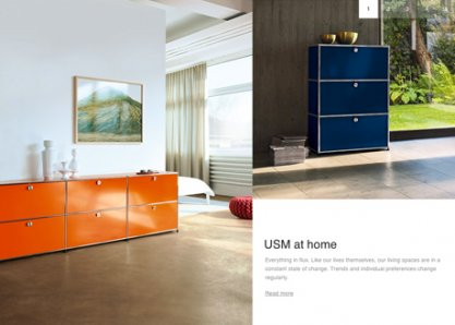 USM – Modular furniture