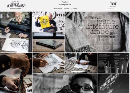 Le Goff & Gabarra / Art & Design