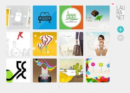 LAURA BAFFARI Graphic Designer