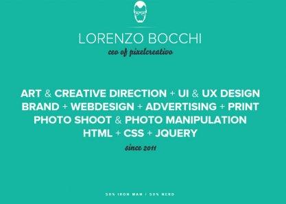 Lorenzo Bocchi / Creative Director