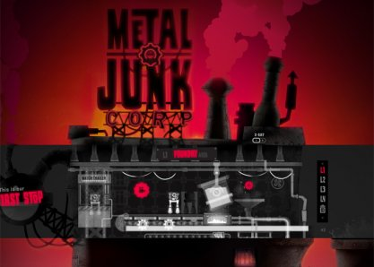 Metal Junk The Game