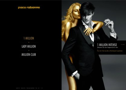 Paco Rabanne - Million