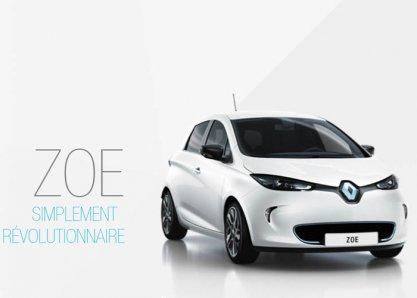 Renault - Une journée en ZOE