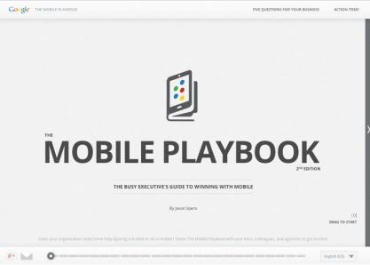 The Mobile Playbook - 2nd Edition