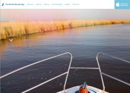 The Norfolk Broads App