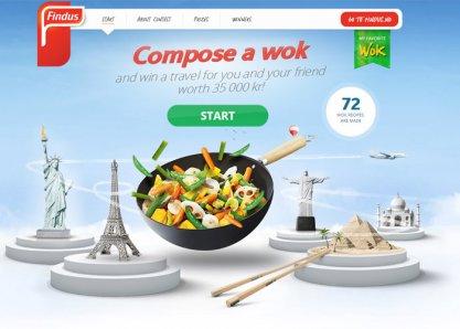 Create your favourite wok