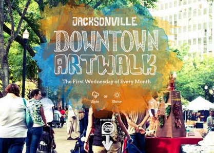 Jacksonville Downtown Art Walk