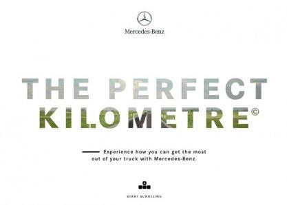 The Perfect Kilometre