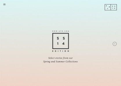 AYR Editions - SS14