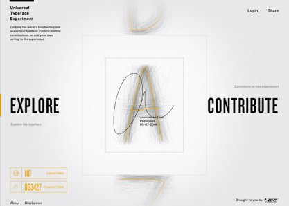 Universal Typeface
