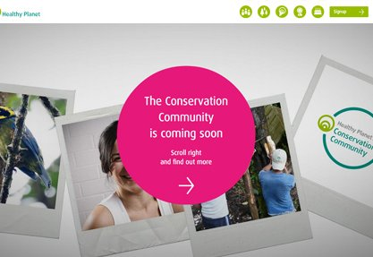 The Conservation Community