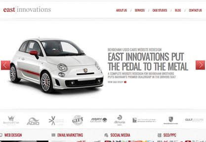 East Innovations