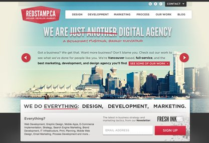 RedStamp.Ca Web Agency