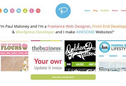 Paul Maloney | Freelancer