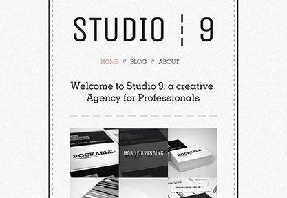 Studio 9 - different Portfolio