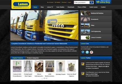 Lemon Groundwork Solutions