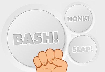 Bash The Button
