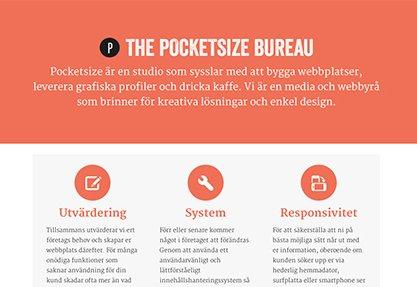The Pocketsize Bureau