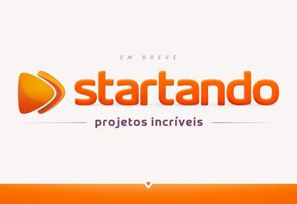 Startando - Landing Page