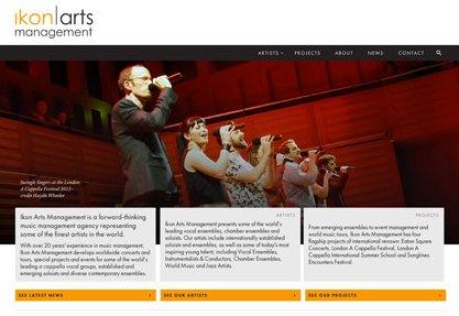 Ikon Arts Management