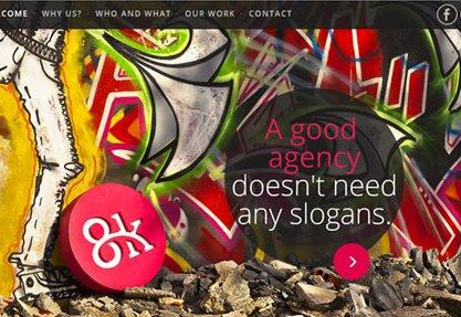 8k - Creation & Rwd Agency.