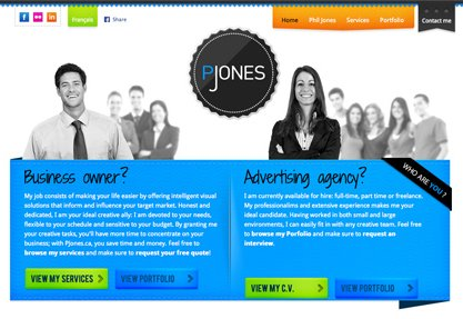 PJones.ca | Your creative ally