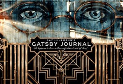 Baz Luhrmann's Gatsby Journal