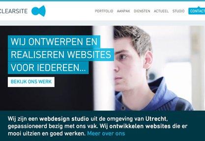 Clearsite Webdesign Utrecht