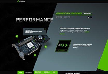 GeForce GTX 700 Series
