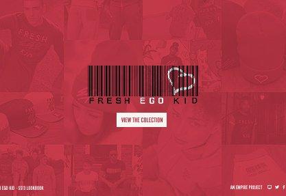 Fresh Ego Kid Lookbook SS13