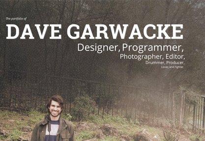 Portfolio of Dave Garwacke