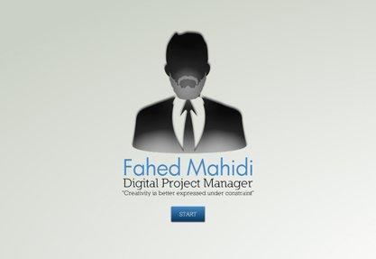 Fahed Mahidi - Digital Project Manager