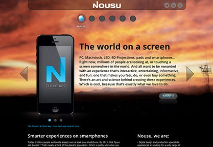 Nousu Helsinki | Digital Design Agency